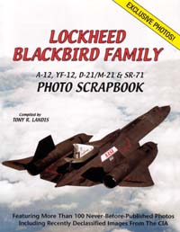 cover: Lockheed Blackbird Family