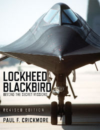 cover: Lockheed Blackbird: Beyond the Secret Missions - Revised Edition