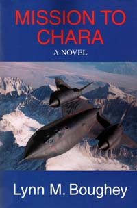 cover: Mission to Chara