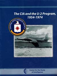 cover: CIA and the U-2 Program