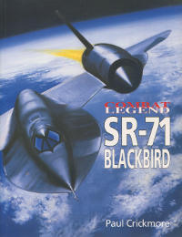 cover: Combat Legend SR-71 Blackbird