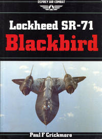 cover:  Lockheed SR-71 Blackbird