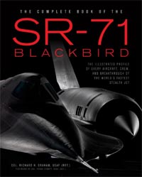 cover: Complete Book of the SR-71 Blackbird