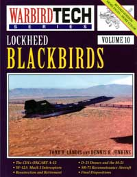 cover: Lockheed Blackbirds