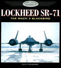 cover: Lockheed SR-71 - The Mach 3 Blackbird