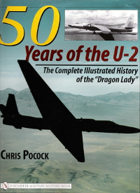 cover: 50 Years of the U-2