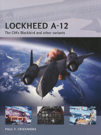 cover:  Lockheed A-12