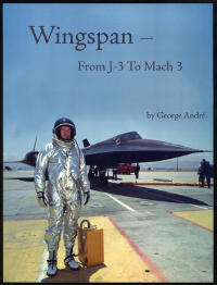 cover: Wingspan: From J-3 to Mach 3