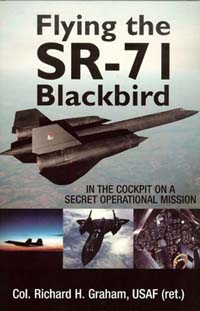 cover: Flying the SR-71